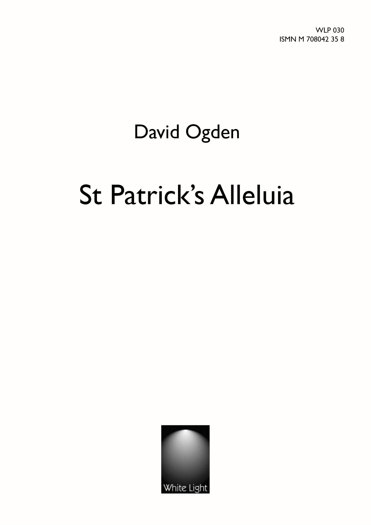 St Patrick's Allelluia