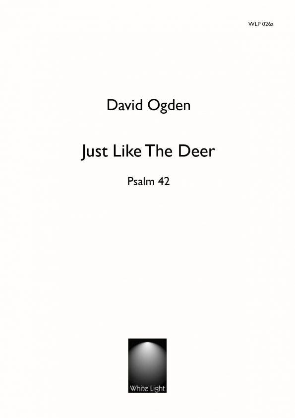 Just Like The Deer