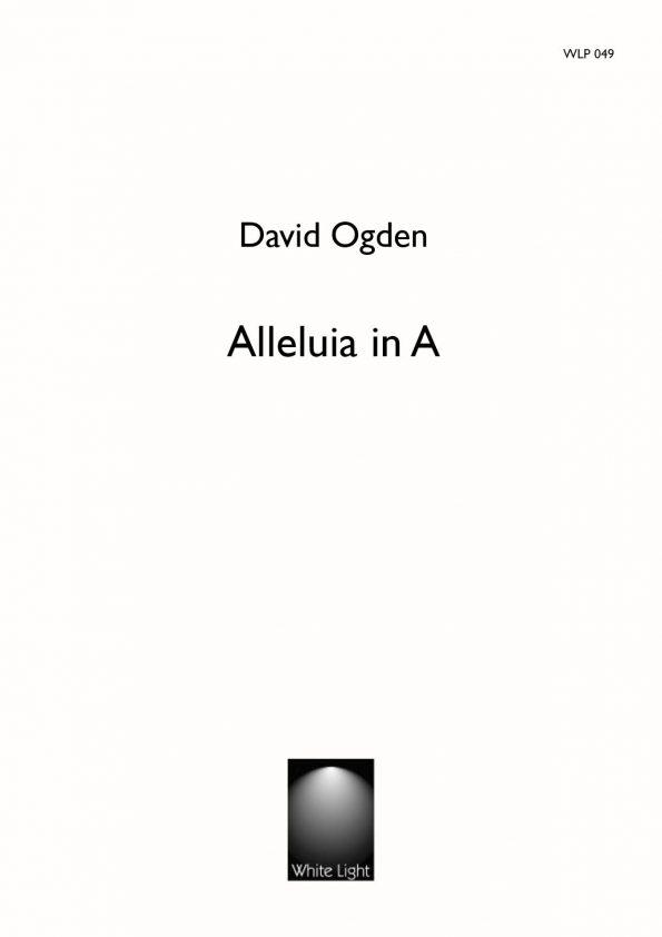 Alleluia in A