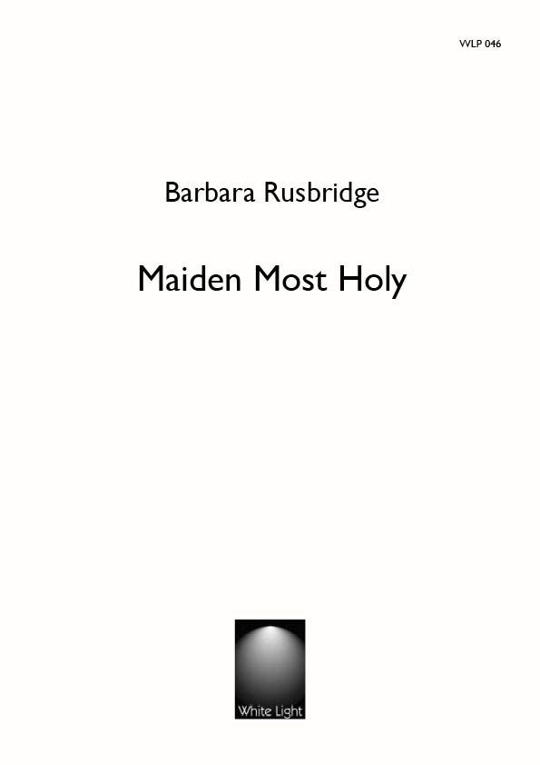Maiden most holy