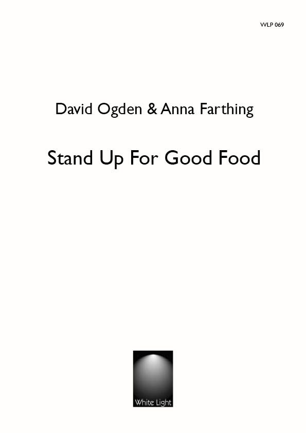 Stand up for good food