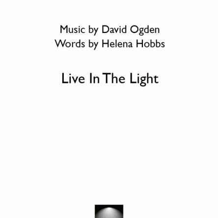Live in the light – instrumental parts