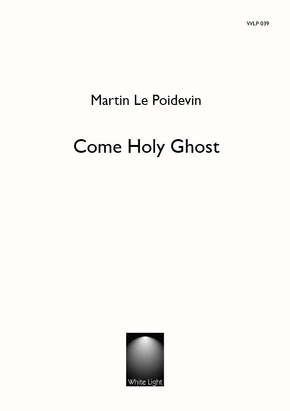 Come Holy Ghost
