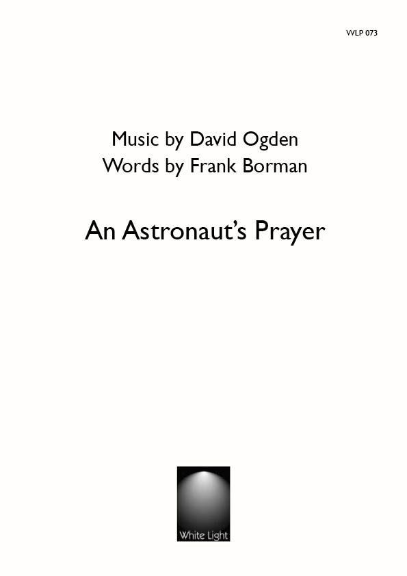 An Astronaut's Prayer