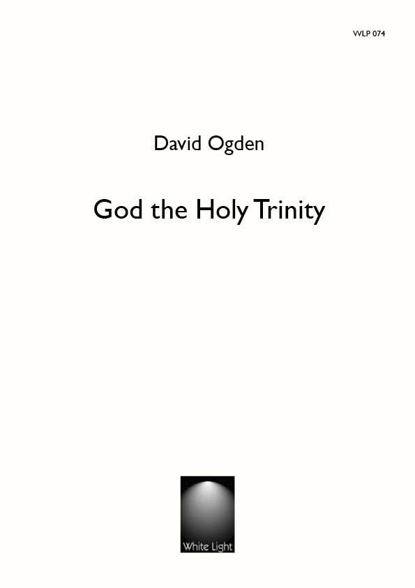 God the Holy Trinity