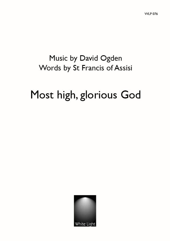 Most high glorious God