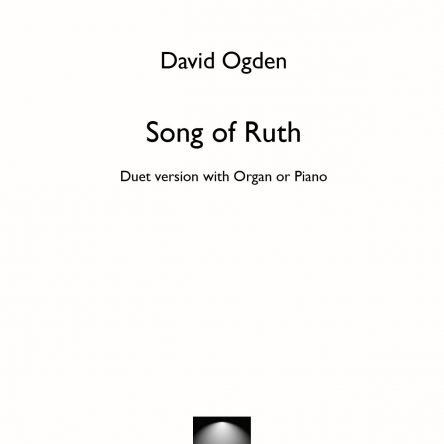 Song of Ruth – duet version
