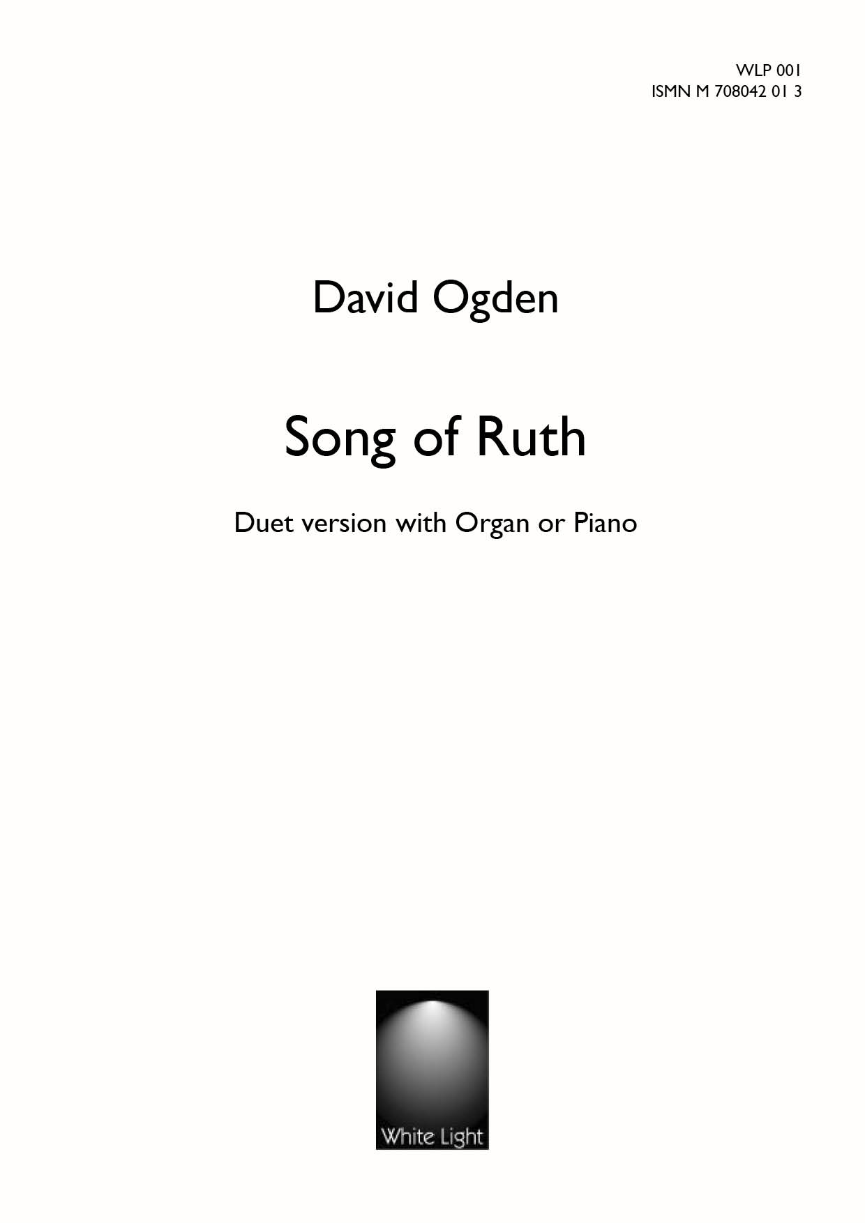 Song of Ruth - duet
